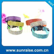 2015 New-designed muzzles for dogs 2012 led dog collar