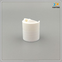 20MM Plastic Shampoo Bottle Disc Top Cap