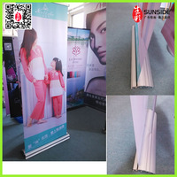 Cost Effective Advertising Display Banner Stand For Exhibition
