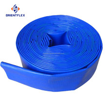 Premium long UV resistant multi-purpose pvc layflat hose irrigation China supplier