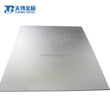 Pure tantalum and tantalum alloy plate and sheet price