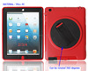360 rotate holder stand defender case for iPad 234 with the screen protector