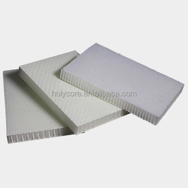 Honeycomb Sandwich Panel : Pp honeycomb side sandwich panel for mobile caravan