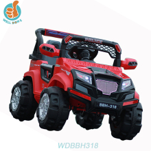 WDBBH318 2018 New Children Toy Battery Operated Kids Ride On Car Half Cut Car Used Car