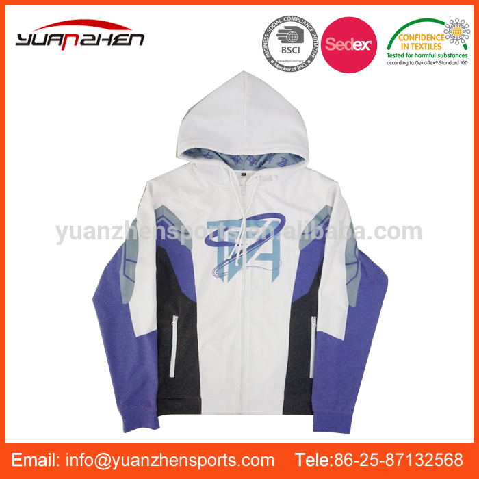 YuanZhen-factory price color brilliancy stocklot fleece hoodie men