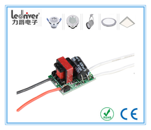 1-3*1w Constant Current 300ma High Voltage Ac 90~260v Led Driver For Led Light Power Supply
