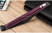 Pencil Holder, Genuine Leather Case for Apple Ipad Pencil