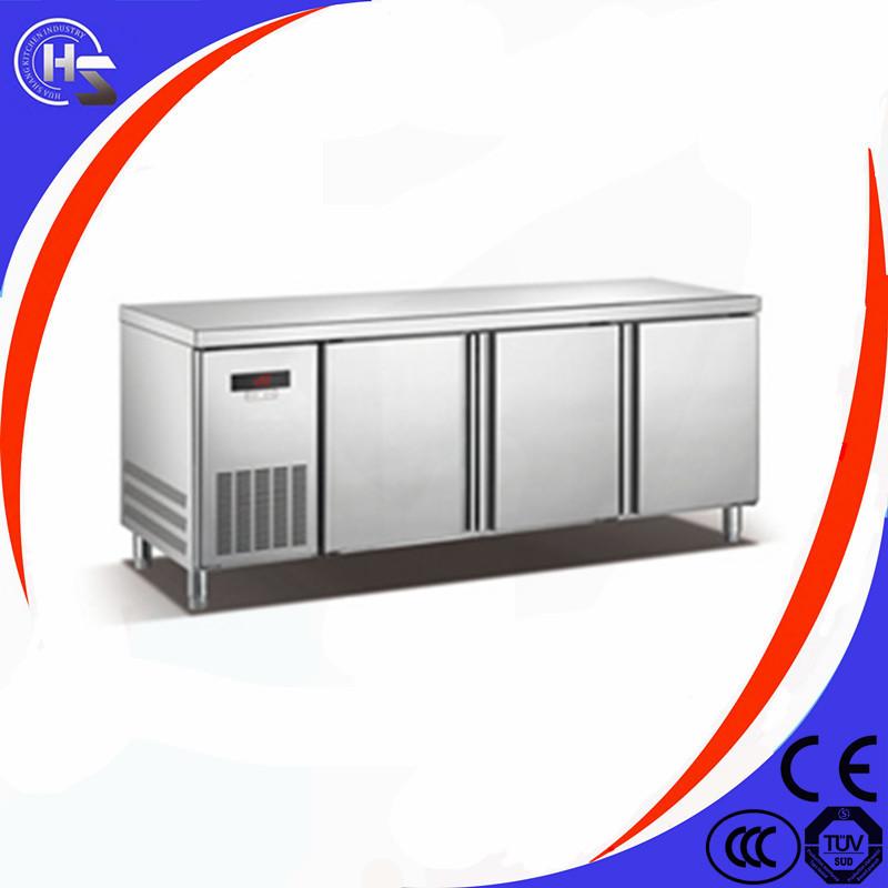 Comptoir de cuisine en acier inoxydable 431l commerciaux for Fourniture de cuisine