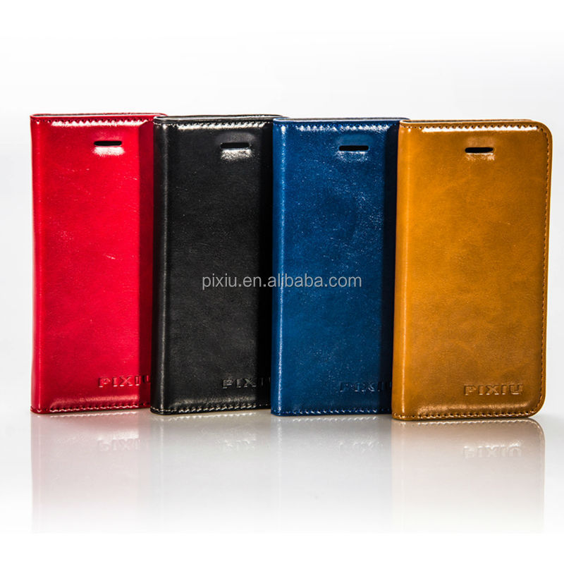 New Design PU Leather Mobile Phone Covers for iphone 5