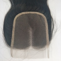 cheap price large stock natural human hair 4x4 lace closure