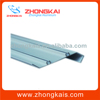 Window shutter aluminum curtain wall profile usage aluminum tube
