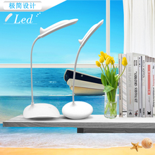Hot Selling Products Portable Rechargeable Battery Powered Led Mini Table Desk Lamp Usb Port Book Reading Light