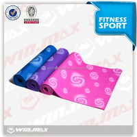 2015 New arrival non-toxic pvc exercise mat,fitness gear gym yoga mats,body slim shape building yoga mats cheap