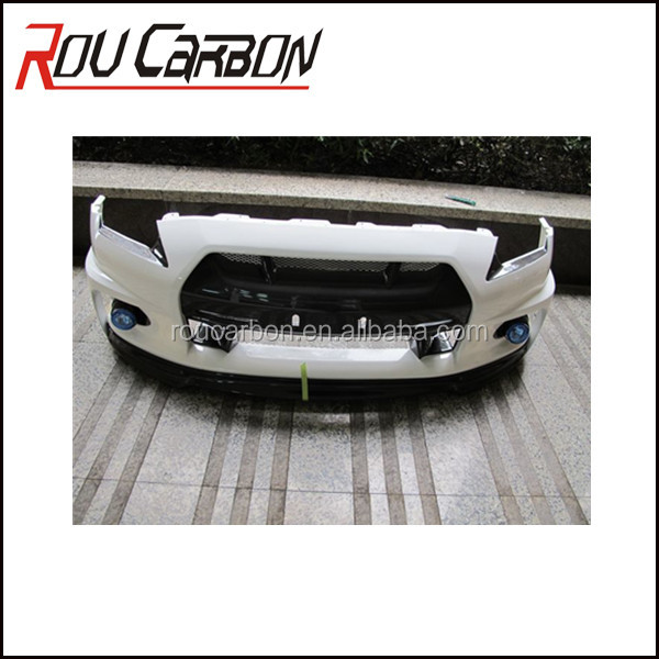 FOR GTR R35 WALD STYLE 2011-2014 BODYKITS CARBON FIBER BODY KITS