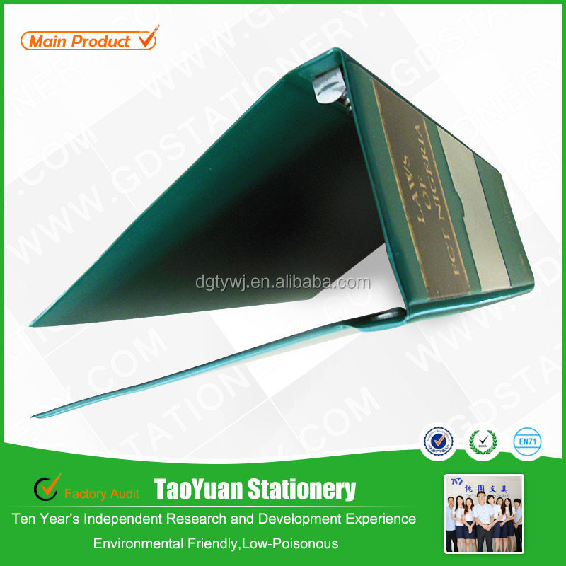 factory price file folder with flap