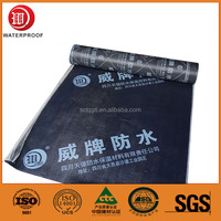 heat torch applied SBS waterproof asphalt membrane