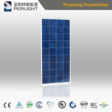Professional Solar Panel Roof System Solar Module 150W Small Solar Panel Type with Good Quality