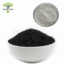 Factory Supply Organic Black Sesame Seed Extract 98% Sesamin Powder