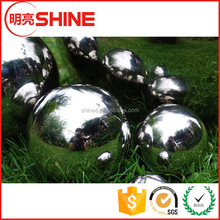 Outdoor Decorative Large Stainless Steel Hollow Ball