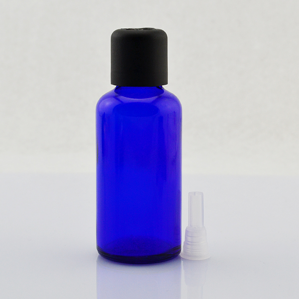 50ml 60ml 100ml 120ml blue clear green amber child and tamper proof shave lotion matte glass dropper bottle