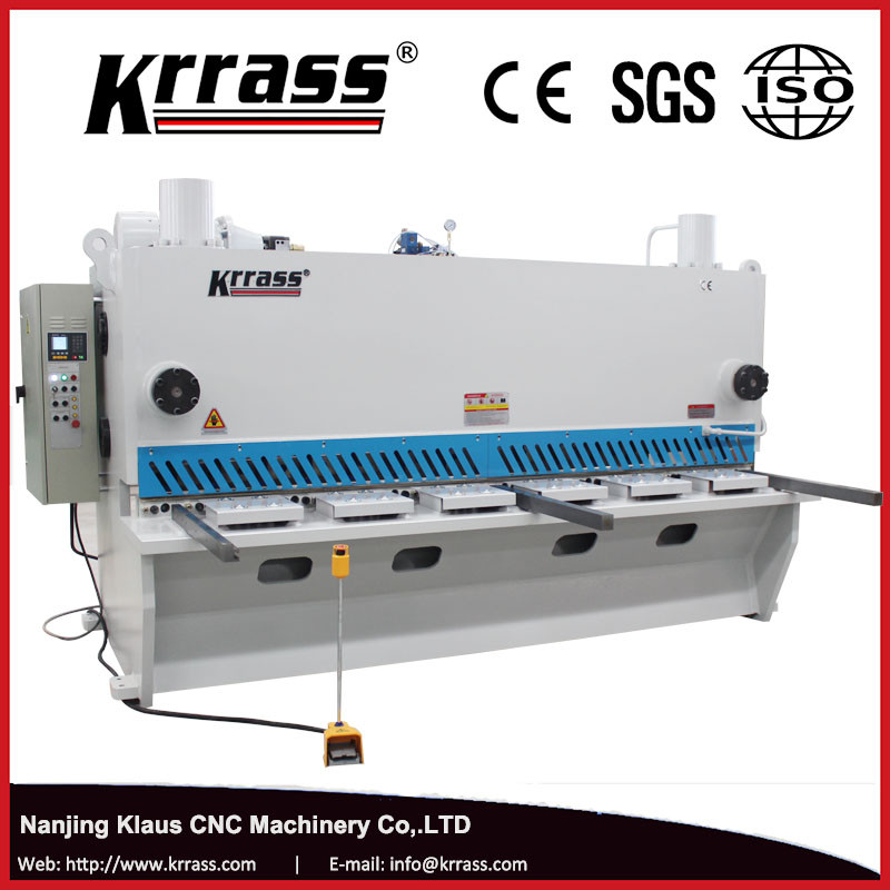 Reasonable Price metal master cutters,qc12k foot pedal shearing machine
