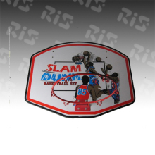 children game basketball stand set