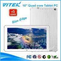 Android Tablet Camera 16GB Flash 10.1 inch Quad Core Tablet PC