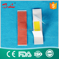 2016 most popular red cotton adhesive strip with CE,ISO,FDA certificates