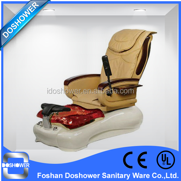 Doshower modern pedicure chair of pedicure foot spa massage chair