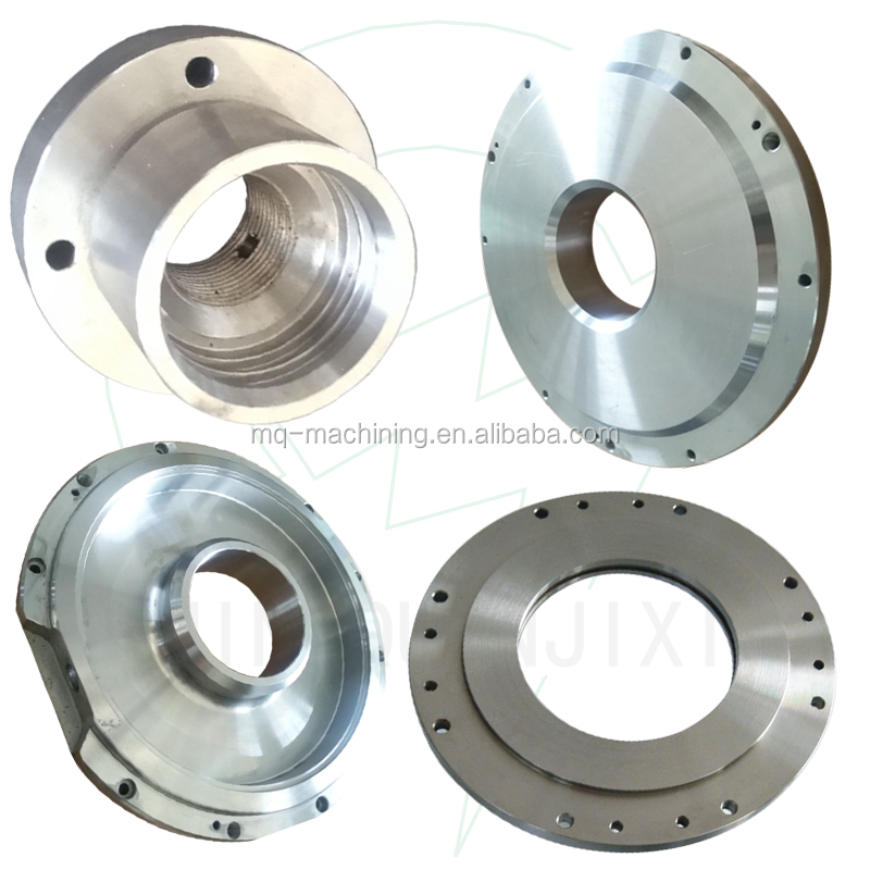 Customized CNC Machining Stainless Steel Flange