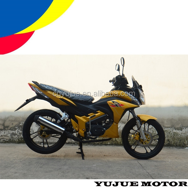 Manufacturer unique kick start 120cc/125cc disk motorcycle