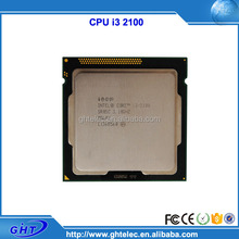 Factory for sale i3 2100 lga1155 socket lowest price computer cpu