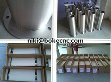 high quality full welding and fabrication processing raw material by using mild steel, stainless and aluminium