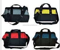 heavy duty durable polyester tool bag