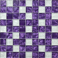 waterproof material mosaic, glass mosaic tiles , wall tile mosaic (PM3004)