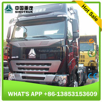 Powerful Engine 371HP 6X4 Sinotruk HOWO a7 Truck Tractor/ Prime Mover