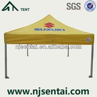 Steel And Aluminum Waterproof Seam Tape Fabric Carports Car Exhibition Marquee