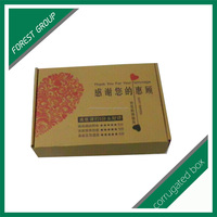 RECYCLE CARTONP RICE CORRUGATED PAPER BOX
