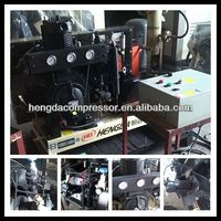 Car Air Compressor 150PSI Max Pressure with 60mm Cylinder 21CFM 3553PSI 20HP 0.61m3 245bar 15kw