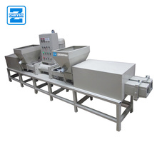 Automatic wood chip shavings sawdust blocks briquetting press machine
