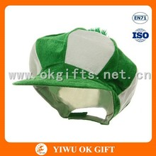 Velour cap denglingling, cheap beret cap, irish hat