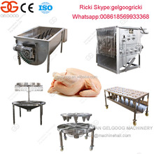 Small Poultry Slaughterhouse Chicken Poultry Slaughter Equipment for Sale