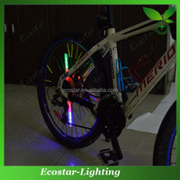 Professional manufacture 22inch programmable wheel led light for bike