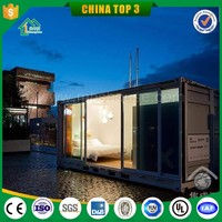 Small durable prefab cabin/Cheap Prefab container house/ Modified container house