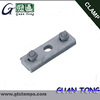 3 Bolt Straight Cable Suspension Clamp