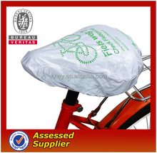 Customized Eco-friendly Bike Seat Cover/Rain Cover