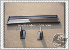 R34 GTR STYLE REAR SPOILER WITH JUN BASE FRP FIBER GLASS