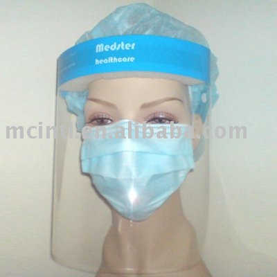 PET Film for Disposable Face Shield