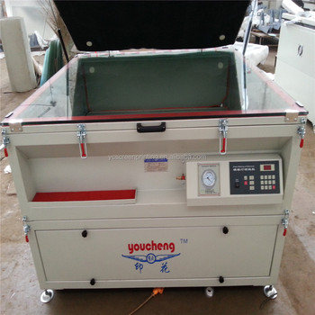 Automatic Exposure Unit Screen Printer Exposure Machine for T Shirts Printing