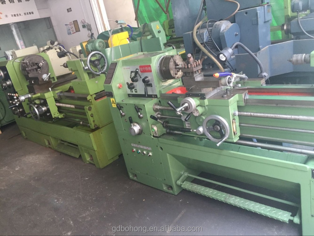400mm bed width industrial cnc lathe machine with high speed and precision